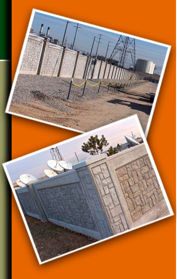 Utility and Substation Fence